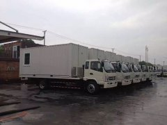 SHARK Trailers for Mobile Clinics